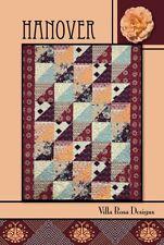Hanover Quilt Pattern