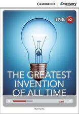 The Greatest Invention of All Time Low Intermediate Book with Online Access (Mix