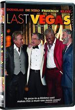 NEW DVD - LAST VEGAS - Michael Douglas, Robert De Niro, Morgan Freeman,