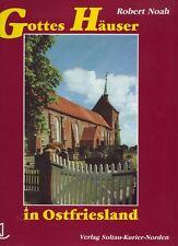 Gottes Häuser  Ostfriesland    Robert Noah 1989 Kirchen