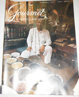 Gourmet Magazine The Riches Of Granada February 1971 102214R