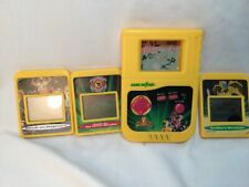Mighty Morphin Power Rangers game wizard with three games