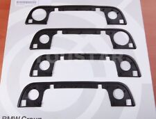 UK STOCK Set x4 Door Handle Rubber Seal Gaskets for BMW E36 E34 E32 3 5 7 series