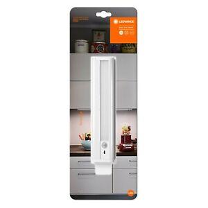 Ledvance LED Cabinet 300mm 2.9W White   Battery Powered   PIR Sensor (NS115)