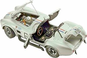 1/12 KYOSHO SHELBY COBRA 427 S/C #6 IN SILVER , NEW 8632S