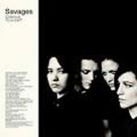 Savages - Silence Yourself Neuf CD