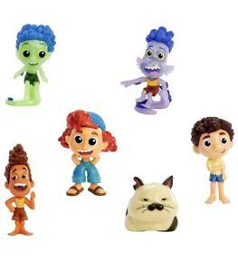 NEW 2021! Disney Pixar Luca Minis Portorosso 6-Pack [Amazon Exclusive] CONFIRMED