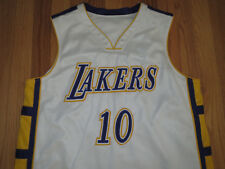 Vtg Retro Los Angeles Lakers NBA Jersey Women's XL