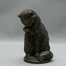 ANIMALER FRANKLIN MINT KURIOSITÄTENKABINETT KATZEN, CURIO CABINET CATS (150501)