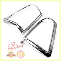 FOR 2004-2015 NISSAN TITAN TRIM BEZEL TAIL LIGHTS COVER COVERS 2014 2013 SPECIAL