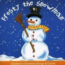 Frosty The Snowman Favourite Christmas Songs Carols CD Album Party Music