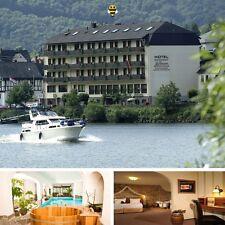 4 Tage Mosel Wellness Wochenende Kurzurlaub + Abendessen 3★S Hotel Lellmann