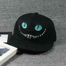 New Movie Alice in Wonderland Cheshire Cat Hat Baseball Cap Adjustable Size