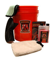 Wolfgang Uber Rinseless Car Wash In-A-Bucket Kit  WG-9300