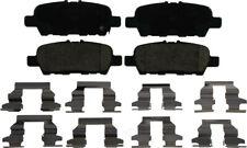 Disc Brake Pad Set-Posi 1 Tech Ceramic Rear Autopart Intl 1412-37453
