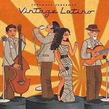 Putumayo Presents - Vintage Latino [New CD]