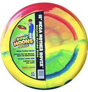 ESP Dune Moons Deluxe Aerodynamic Flying Discs XL MEGA Mother Hover