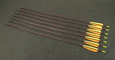 "4 frecce carbone 30"" spine 340 per arco 60 lbs, Ek Archery"