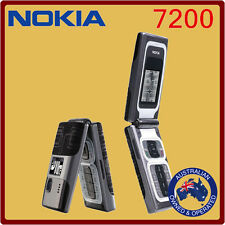 Genuine Unlocked Nokia 7200 Mobile Phone Black & White Manufacturer Direct