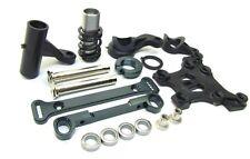 ECO MBX8 STEERING SET Bellcrank posts arm plate spring pipe MUGEN SEIKI MUGE2022