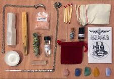 witch kit ~ altar kit ~ witchcraft kit ~ crystal witchcraft ~ potion making kit