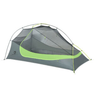 NEMO Dragonfly Ultralight 1 Person Backpacking Tent-Birch Leaf