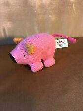 Gund We Love Animals Barnyard Pig K18