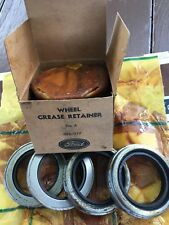 NOS Wheel Grease Retainer for GPA Amphibious Jeep, also used on MB or GPW Jeeps.