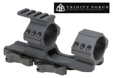 """Trinity Force Quick Detach Tall 1"""" / 30mm Scope Mount Rings fits Picatinny Rails"""
