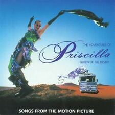 The Adventures Of Priscilla, Queen Of The Desert - OST (NEW CD)