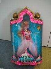 I DREAM OF JEANNIE FASHION DOLL 1996 TRENDMASTERS EPISODE 1 LADY IN THE BOTTLE