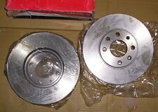 VAUXHALL SINTRA O.E. QUALITY VENTED FRONT BRAKE DISCS 278mm - GBD1169