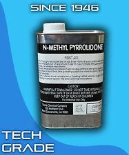 N-Methylpyrrolidone 4 Quarts Methylpyrrolidone NMP Solvent Paint Stripper