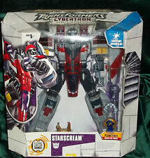 TRANSFORMERS CYBERTRON * HUGE * STARSCREAM FIGURE