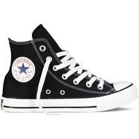 Converse Chuck Taylor All Star High Top Canvas Men Shoes Black/White M9160
