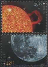 NORWAY Sc. 1584-5 Europa - Astronomy 2009 MNH