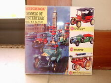 MATCHBOX Models of Yesteryear TRIBUTE Limited Edition CERAMIC TILE