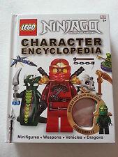 LEGO® Buch Ninjago Lexikon character encyclopedia ohne Figur ENGLISCH