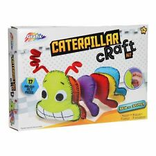 Make Your Own Very Hungry Caterpillar Felt Craft Set Sewing Kit Kids R05-0033