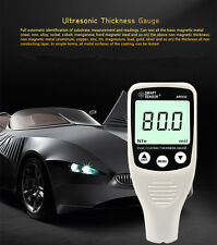 Ultrasonic Coating Thickness Gauge Car Paint Film Thickness Meter 0~1500um