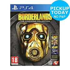 Borderlands: The Handsome Collection Sony Playstation PS4 Game