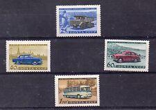 Rusia Automoviles Coches Serie del año 1960 (CS-418)