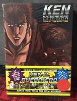 Ken il Guerriero Episodio 2 La Tecnica Proibita DVD NEW + Cofanetto La Trilogia
