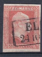 1850 Preußen Nr. 1 Sauber Gestempelt € 65,-- ANSEHEN