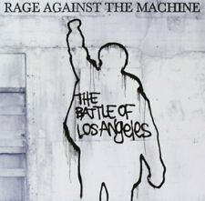 Rage against the Machine Battle of Los Angeles (1999) [CD]
