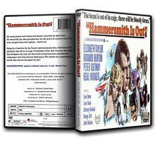 HAMMERSMITH IS OUT! Richard Burton Elizabeth Taylor P Ustinov [1972] DVD *Faust*