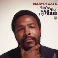 Marvin Gaye - You're The Man [CD] Sent Sameday*