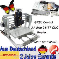 3 Achse 2417T CNC Laser Cutter Drucker DIY Desktop Graviermaschine Fräsmaschine
