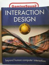 Interaction design, Beyond Human Computer ... Book, Supplied by Gaming Squad