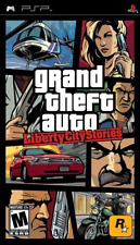 PSP-Grand Theft Auto Liberty City Stories (Platinum) /PSP  (UK IMPORT)  GAME NEW